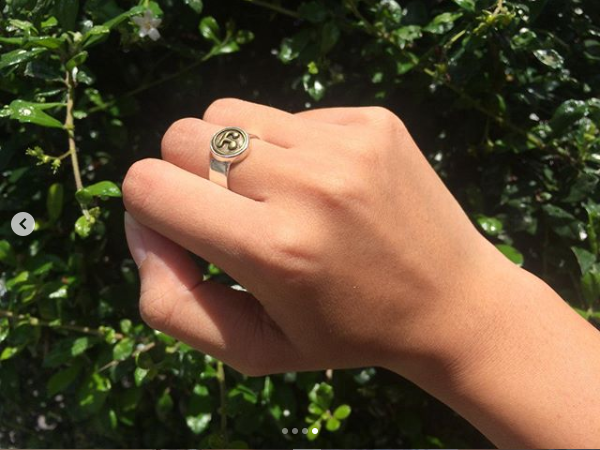 แหวนนโมเสาร์ ๕ งานจริงสวยมากกกก