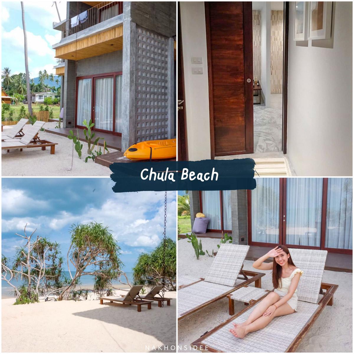 Chula Beach Khanom ที่พักขนอม วิวทะเล ที่สุดแห่งการพักผ่อน